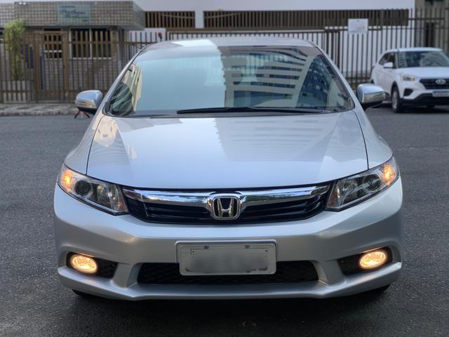 Honda Civic LXR 2.0 Aut. 2014 Único dono C/Todas as revisões feitas na concessionária