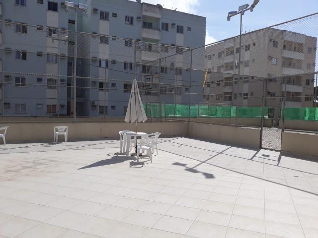 Cond. Solar do Coqueiro, Av. Hélio Gueiros, apto 2/4 mobiliado, R$1.100,00 / * - Foto 6