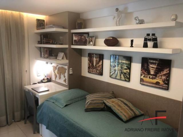Apartamento duplex no Cocó, totalmente mobiliado - Foto 9