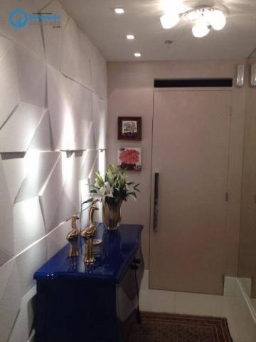 Apartamento com 4 dormitórios à venda, 182 m² por R$ 1.500.000,00 - Guararapes - Fortaleza - Foto 17