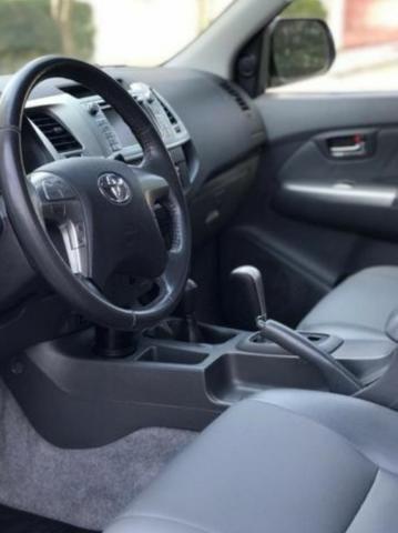 Toyota hilux 2013/2013 3.0 srv 4x4x cd 16v turbo intercooler diesel 4p automatico - Foto 7