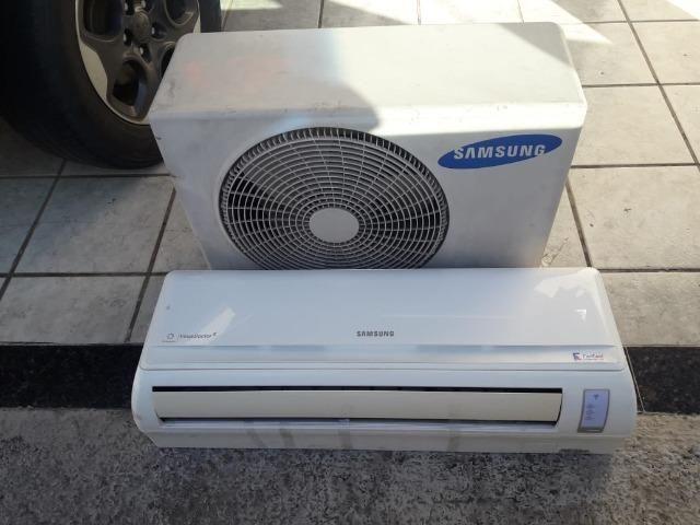 Vendo ar condicionado split 9000 btus gelando bem - Foto 3