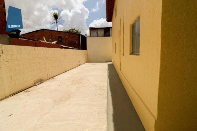 Apartamento para alugar, 55 m² por R$ 500,00/mês - Jangurussu - Fortaleza/CE - Foto 16