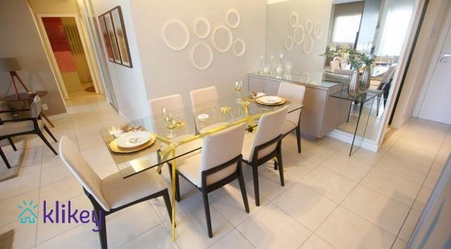 Apartamento à venda com 3 dormitórios em Presidente kennedy, Fortaleza cod:7853 - Foto 12