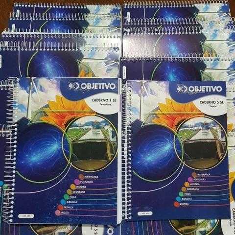 Livros Vestibular Objetivo + Livro de Provas da ufrgs - Foto 3