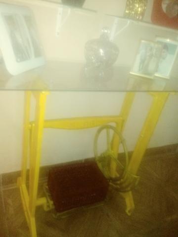 Pedal de máquina antiga - Foto 2