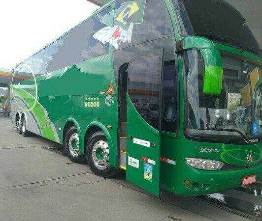 Ônibus LD 1550 8x2 Scania (entrada+parcelas) - Foto 2