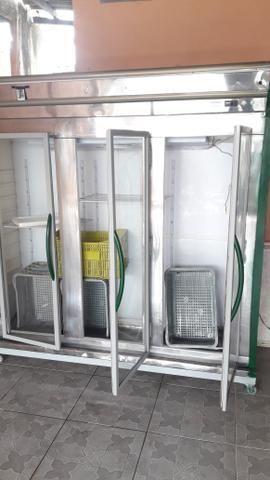 3 portas Expositor Vertical Refrimate, 1260 Litros, 3 Portas - Foto 2