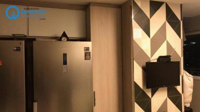 Apartamento com 4 dormitórios à venda, 182 m² por R$ 1.500.000,00 - Guararapes - Fortaleza - Foto 5