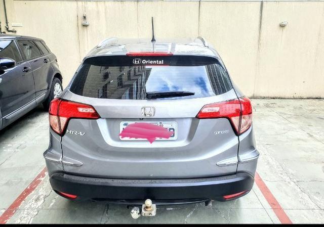 HR-V EXL 1.8 Flex Top - Único DONO - Revisões Feitas Na Honda - Carro Zero - 2016 - Foto 5