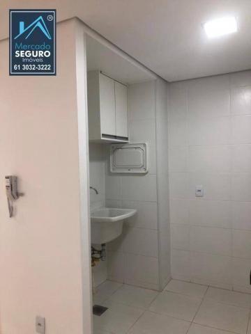 Apartamento à venda, 37 m² por R$ 230.000,00 - Sul - Águas Claras/DF - Foto 19