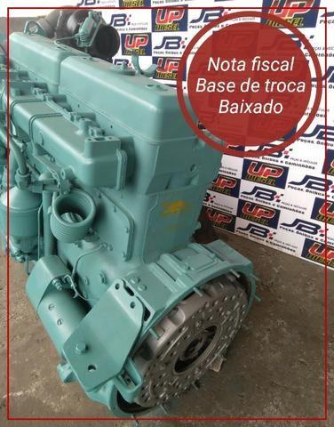 Motor Scania 113 Baixado - Base de troca- com NF - Foto 2
