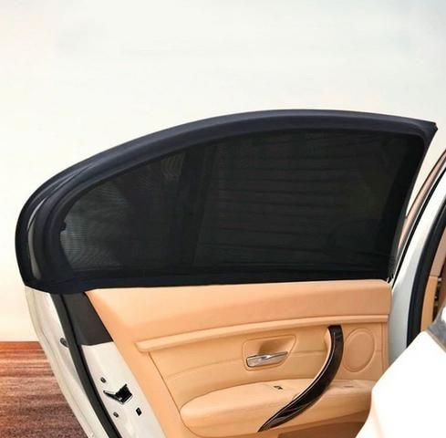 Cortina para vidro traseiro do carro
