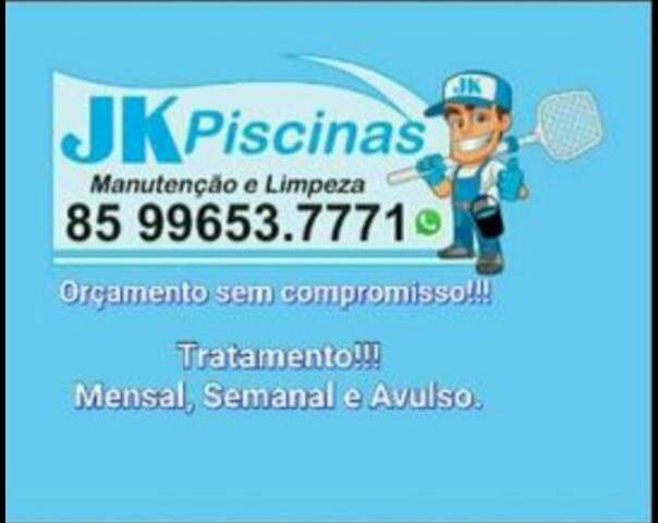JK Piscinas manutenção e Limpeza leia o anúncio