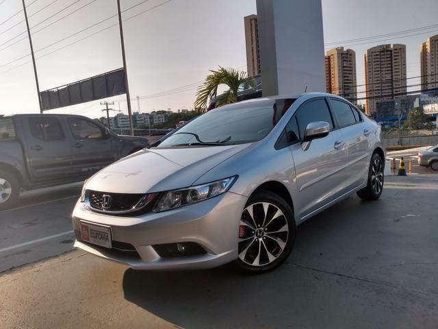 Honda Civc LXR