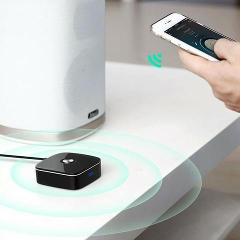 Receptor de Áudio Bluetooth V4.1 40201 It-Blue Rca Auxiliar P2 3.5 Som Smartphone Celular - Foto 5