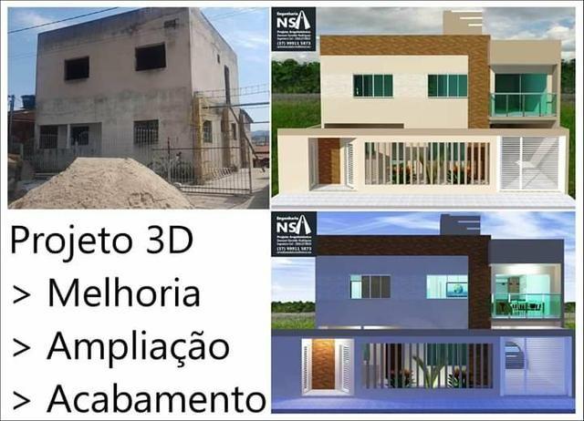 Projetos para construção civil - Segurança, conforto, beleza e economia