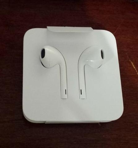 Fone de ouvido Lightning Apple Original