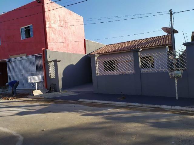 Vendo casa no recanto dos passaros cuiaba - Foto 2