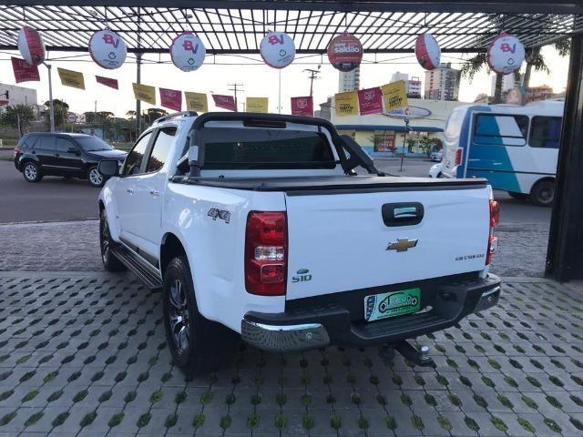 S10 LTZ 2.8 Diesel ! 4X4 Automatica ! Top de Linha ! unico Dono ! Imperdivel ! - Foto 17