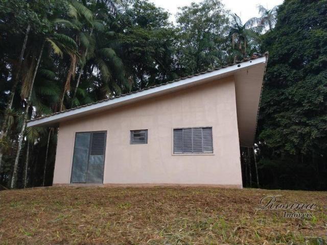 Chácara com fundos para o rio - 2559 m² por R$ 195.000 - América de Baixo - Morretes/PR - Foto 3