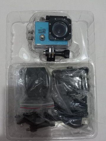 Câmera Sport com todos Acessórios - Foto 5