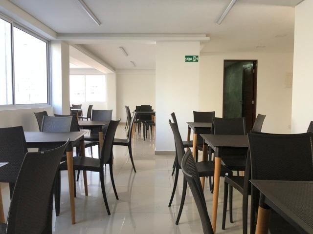 Vendo ótimos apartamentos novos a 50 metros do Retão de Manaira - Foto 2