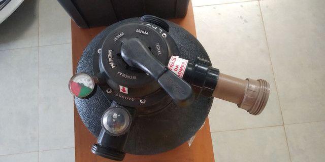 Filtro Biológico Pressurizado para Lagos Ornamentais (Usado) - Foto 2