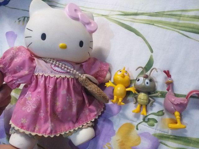 Lote de Brinquedos fofos - Foto 2