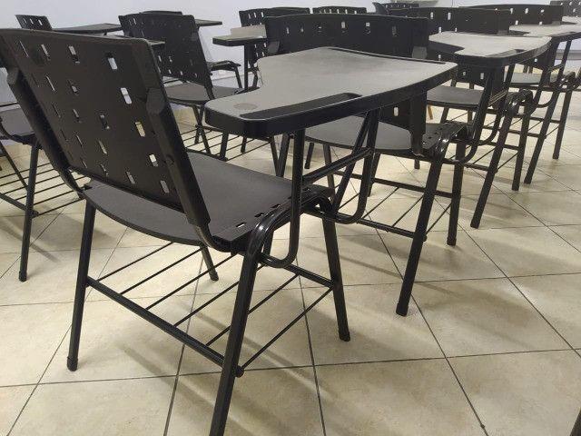 Cadeiras universitárias ISO - Foto 6