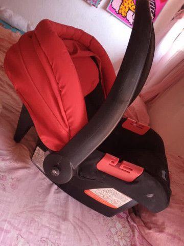 Bebê Conforto Semino R$ 150,00 negociável  - Foto 3