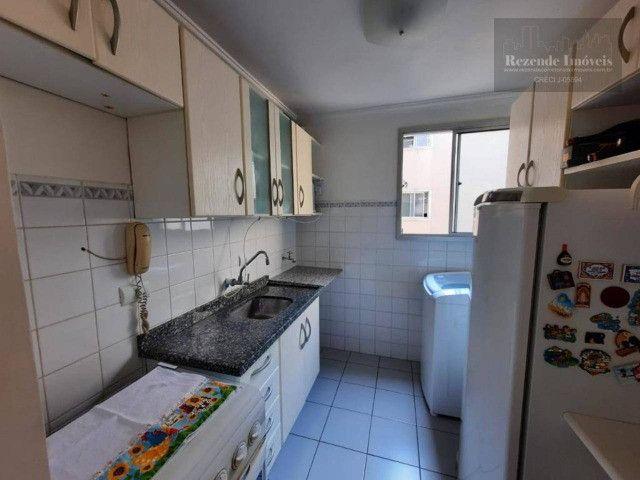 F-AP1895 Apartamento com 3 dormitórios à venda, 45 m²- Fazendinha - Curitiba/PR - Foto 8