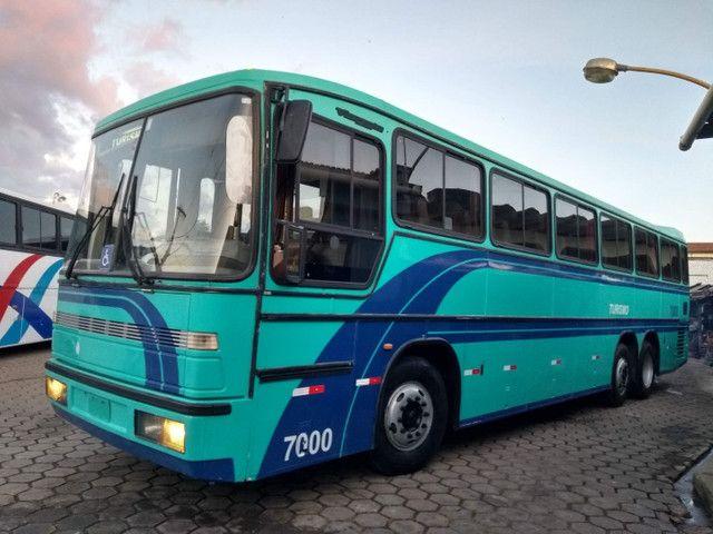"Ônibus Viaggio Alto Trucado Mb 371 ""RARIDADE"" - Foto 3"