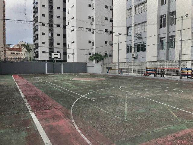 Apartamento para alugar 3 dormitórios com garagem no Centro de Florianópolis - Foto 18
