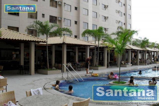 Apartamento com 1 dormitório à venda, 32 m² por R$ 100.000,00 - Turista I - Caldas Novas/G - Foto 13
