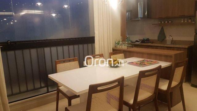 Apartamento com 2 dormitórios à venda, 62 m² por R$ 278.000,00 - Aeroviário - Goiânia/GO - Foto 6