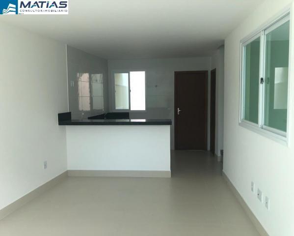 Casa duplex 2 quartos sendo 1 suíte com quintal no bairro Ipiranga, próximo ao Centro de G - Foto 6