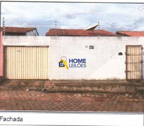 Casa à venda com 2 dormitórios em Quadra q, Imperatriz cod:47569