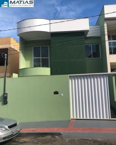 Casa duplex 2 quartos sendo 1 suíte com quintal no bairro Ipiranga, próximo ao Centro de G