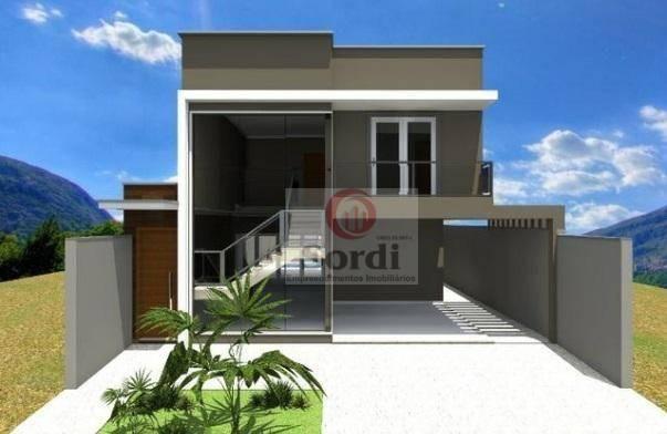 Sobrado à venda, 220 m² por R$ 950.000,00 - Jardim Cybelli - Ribeirão Preto/SP - Foto 3