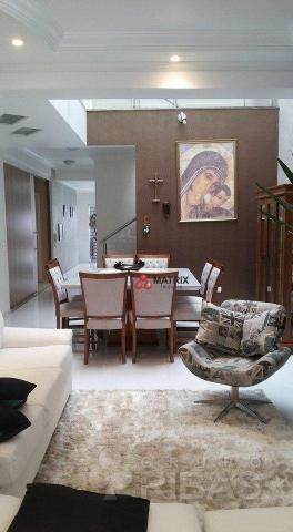 Casa com 5 dormitórios à venda, 500 m² por R$ 2.350.000,00 - Capão Raso - Curitiba/PR - Foto 13