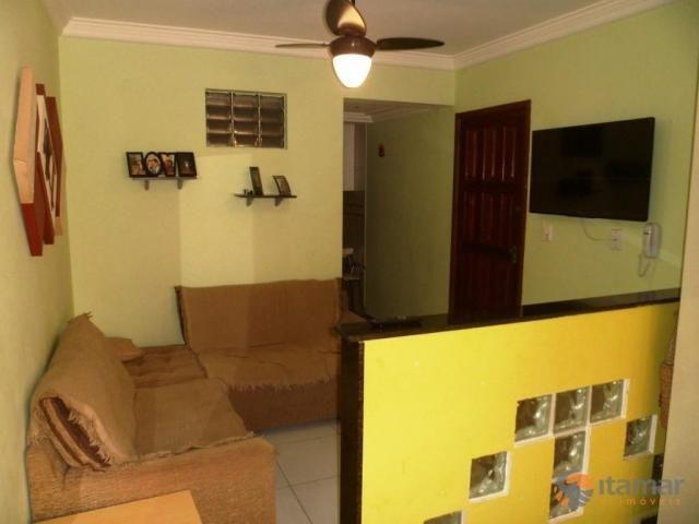 Apartamento com 1 quarto para TEMPORADA - Centro - Guarapari/ES - Foto 4