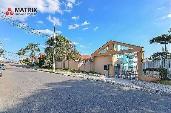 Apartamento com 3 dormitórios à venda, 71 m² por R$ 245.000,00 - Barreirinha - Curitiba/PR