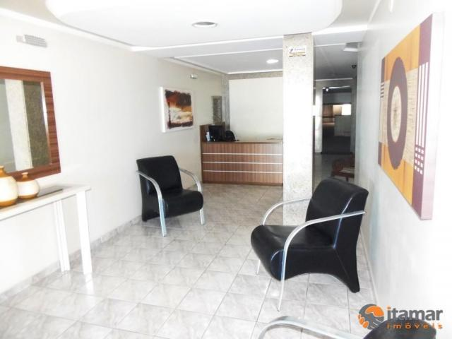Apartamento com 1 quarto para alugar, 65 m² - Praia do Morro - Guarapari/ES - Foto 2