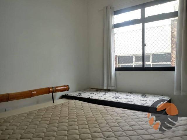 Apartamento com 3 quartos para alugar anual, 170 m² - Centro - Guarapari/ES - Foto 6