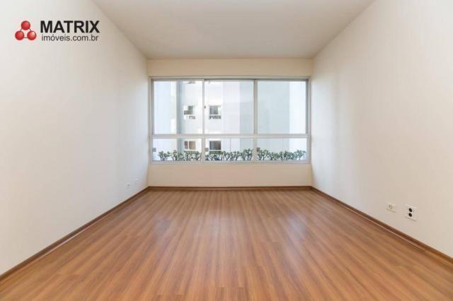 Apartamento com 4 dormitórios para alugar, 159 m² por R$ 2.950,00/mês - Água Verde - Curit - Foto 11