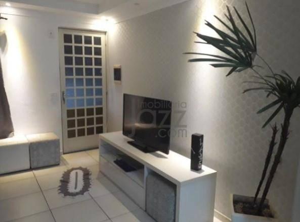 Apartamento com 2 dormitórios à venda, 46 m² por R$ 197.000,00 - Residencial Villa Flora - - Foto 3