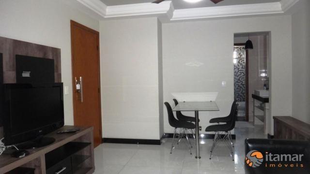 Apartamento com 1 quarto para alugar, 65 m² - Praia do Morro - Guarapari/ES - Foto 5