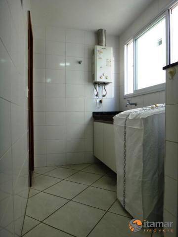 Apartamento com 3 quartos para alugar TEMPORADA- Praia do Morro - Guarapari/ES - Foto 13
