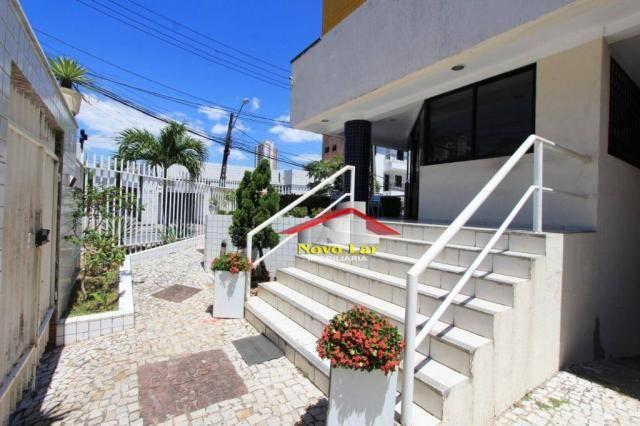 Apartamento com 1 dormitório à venda, 37 m² por R$ 160.000,00 - Praia de Iracema - Fortale - Foto 2